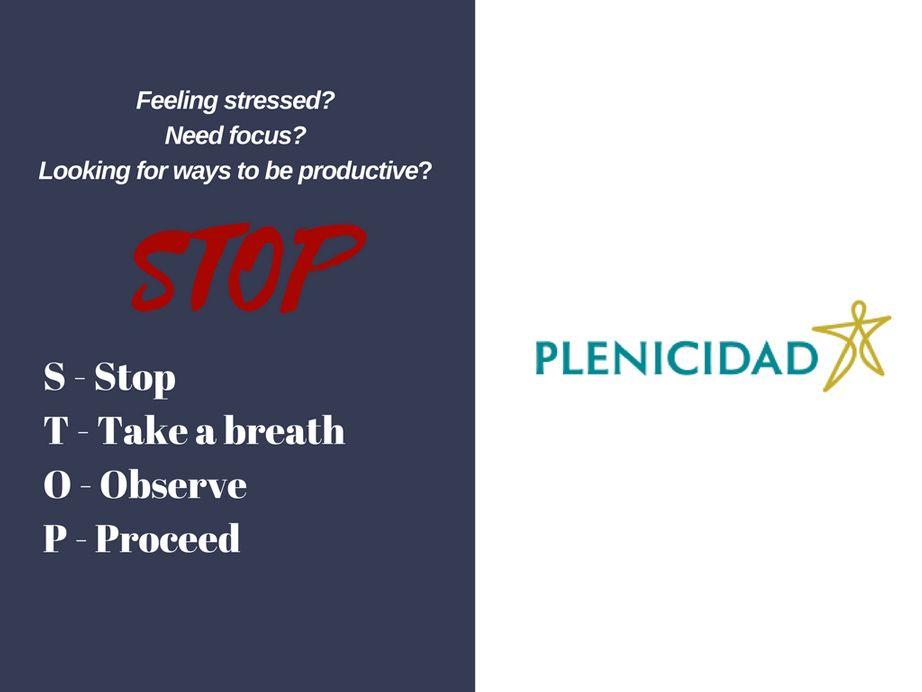 Blog - Stop al estrés