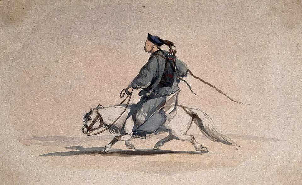 Blog - Cuento del chino a caballo