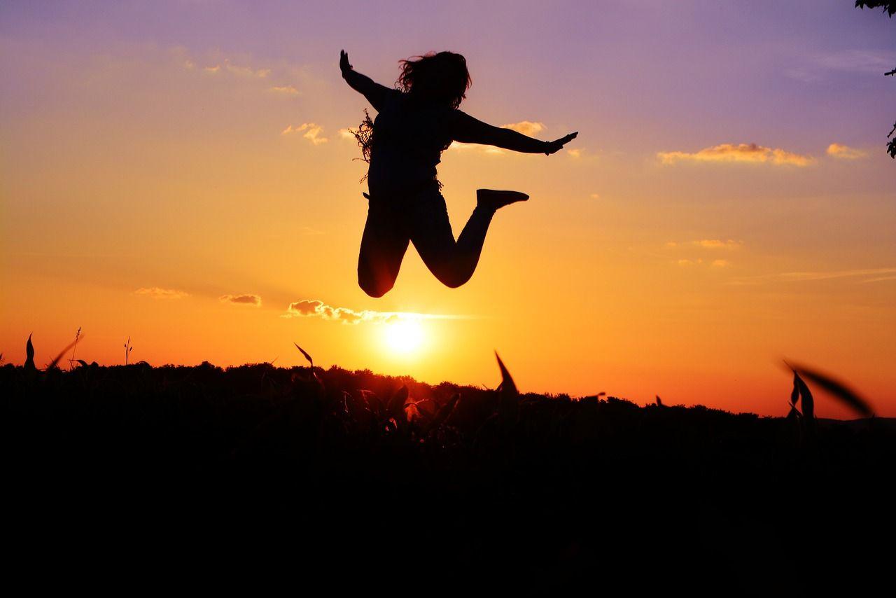 Lifestyle Way Of Life Jump Dance Joy Live